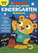 Little Skill Seekers: Kindergarten Workbook