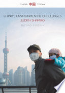 China s Environmental Challenges
