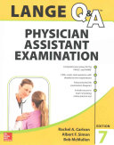 LANGE Q A Physician Assistant Examination  7th Edition Book
