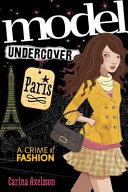Model Under Cover  Paris