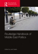 Routledge Handbook of Middle East Politics