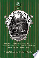 The Country House Book
