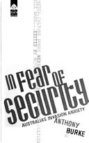 In Fear of Security