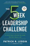 The Five Week Leadership Challenge