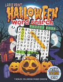 Halloween Word Search Puzzle Book