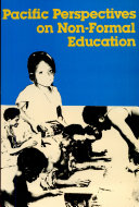 Pacific Perspectives on Non formal Education