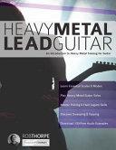Heavy Metal Lead Guitar