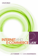 Internet and E commerce Law