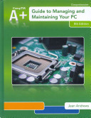 A  Guide to Managing   Maintaining Your PC  Book Only