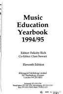 Music Education Yearbook