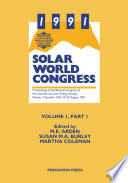 1991 Solar World Congress
