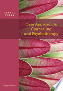 Case Approach to Counseling and Psychotherapy