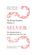 The Heritage Foundation Collection of Silver