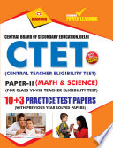 CTET Class VI-VIII PTP Maths & Science
