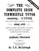 The Complete Irish TinWhistle Tutor (New & Revised) Pdf/ePub eBook
