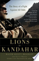 Lions of Kandahar Book