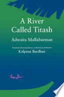 A River Called Titash Book PDF