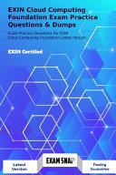 EXIN Cloud Computing Foundation Exam Practice Questions   Dumps