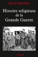 Pdf Histoire religieuse de la Grande Guerre Telecharger