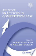 Abusive Practices in Competition Law Book