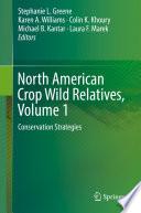 North American Crop Wild Relatives  Volume 1