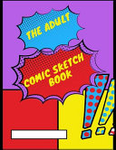 The Adult Comic Sketch Book