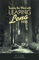 Touring the West with Leaping Lena, 1925 [Pdf/ePub] eBook
