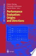 Performance Evaluation  Origins and Directions Book
