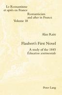 Flaubert's First Novel