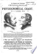 An Original and Illustrated Physiological and Physiognomical Chart