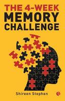 The 4 Week Memory Challenge