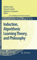 Induction  Algorithmic Learning Theory  and Philosophy