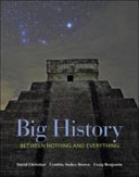 Big History  Between Nothing and Everything Book