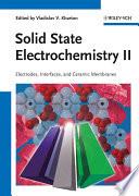 Solid State Electrochemistry Ii Book PDF