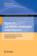 Digital TV and Wireless Multimedia Communication