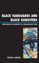 Pdf Black Vanguards and Black Gangsters Telecharger