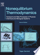 Nonequilibrium Thermodynamics Book PDF