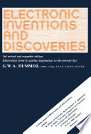 Electronic Inventions And Discoveries
