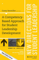 A Competency-Based Approach for Student Leadership Development [Pdf/ePub] eBook