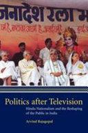 Politics After Television