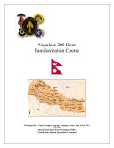 U.S. Army Special Forces Language Visual Training Materials - NEPALI - Plus Web-Based Program and Chapter Audio Downloads Pdf/ePub eBook