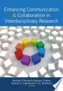 Enhancing Communication & Collaboration in Interdisciplinary Research