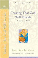 Trusting That God Will Provide
