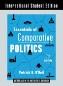 Essentials of Comparative Politics, 7th International Student Edition + Reg Card