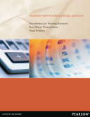 Foundations In Nursing Research Pearson New International Edition