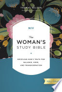 NIV  The Woman s Study Bible  Full Color  Ebook