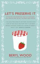 Let's Preserve It Pdf/ePub eBook
