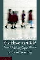 Children as    Risk