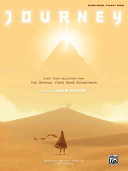 Journey Sheet Music Selections from the Original Video Game Soundtrack Book