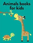 Animals Books For Kids